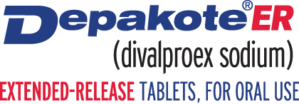 Depakote® ER (divalproex sodium) extended-release tablets, for oral use